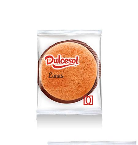 Lunas de Chocolate Dulcesol Caja 2 Kg - Distribuidor en Salamanca