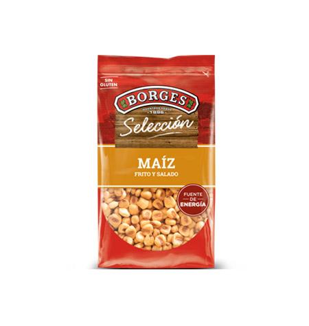 Maiz Frito Borges Bolsa 1 Kg - Distribuidor en Salamanca