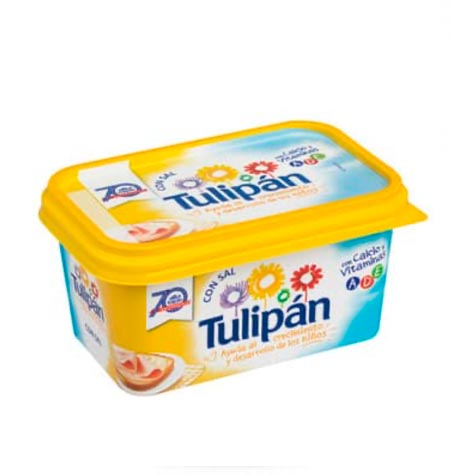 Margarina Tulipan 500 gr