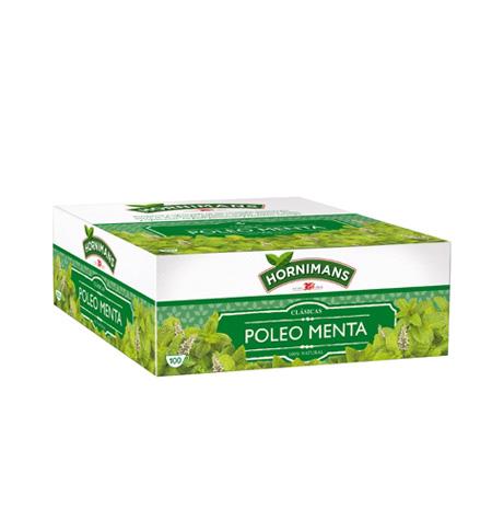 Mentapoleo Hornimans 100 Unds - Distribuidor en Salamanca