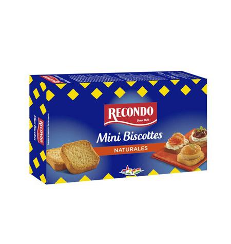 Mini Biscottes Recondo 120 gr - Distribuidor en Salamanca