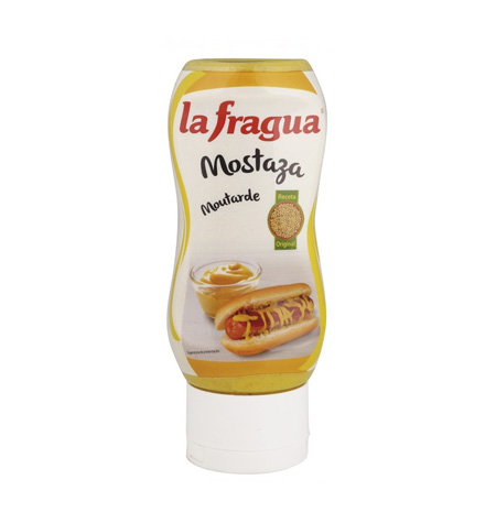 Mostaza La Fragua Pet 300ml