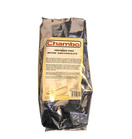 Mouse de Chocolate Chambo 1 kg - Distribuidor en Salamanca