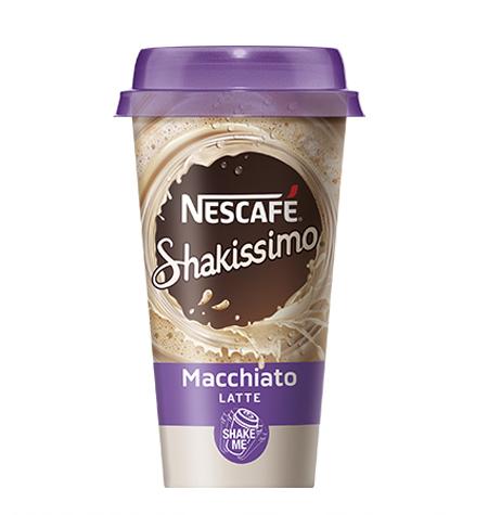 Nescafé Shakissimo Machiato 190ml