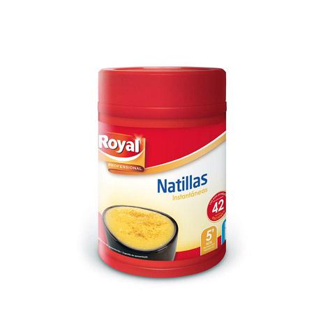Natillas Royal 800 gr - Distribuidor en Salamanca
