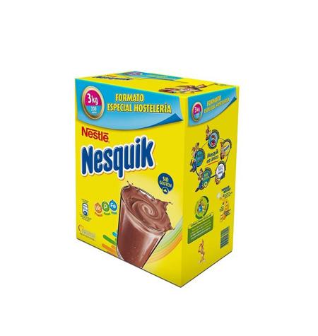 Nesquik 3kg - Distribuidor en Salamanca