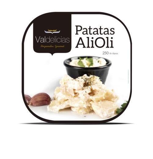 Patatas AliOli, 250 g