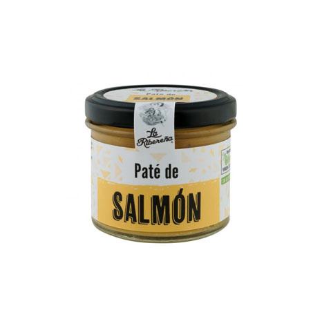 Pate de Salmon La Ribereña - Distribuidor en Salamanca