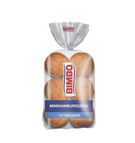 Pan maxi Burguer Bimbo 12 Unds - Distribuidor en Salamanca