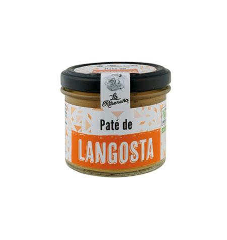 Pate de Langosta La Ribereña- Distribuidor en Salamanca