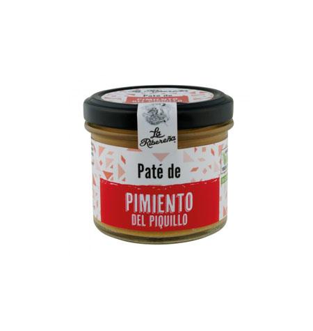 Pate de Pimiento de Piquillo La Ribereña - Distribuidor en Salamanca