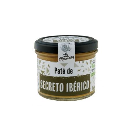 Pate de Secreto Iberico La Ribereña - Distribuidor en Salamanca
