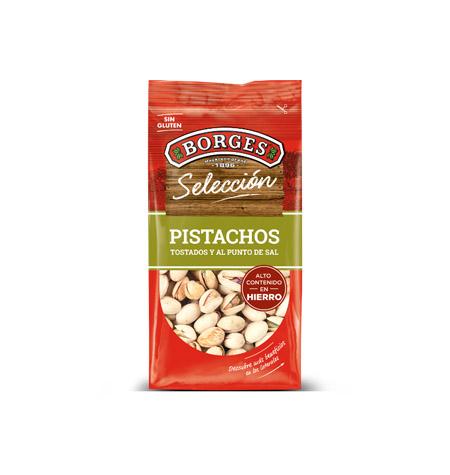 Pistacho Borges Bolsa 1 Kg - Distribuidor en Salamanca
