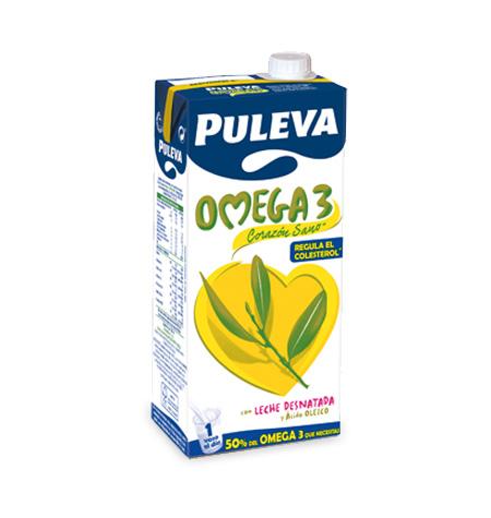 Puleva Omega 3 Brik 1 Litro - Distribuidor en Salamanca
