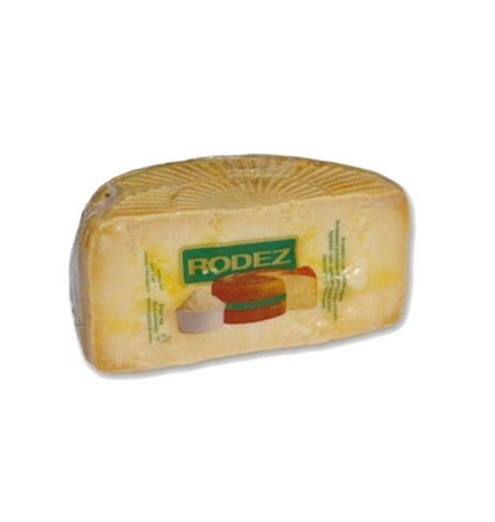 Queso Curado Rodez Pieza ½ - Distribuidor en Salamanca