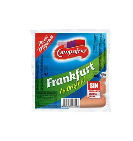 Salchicha Frankfurt Campofrio - Distribuidor en Salamanca