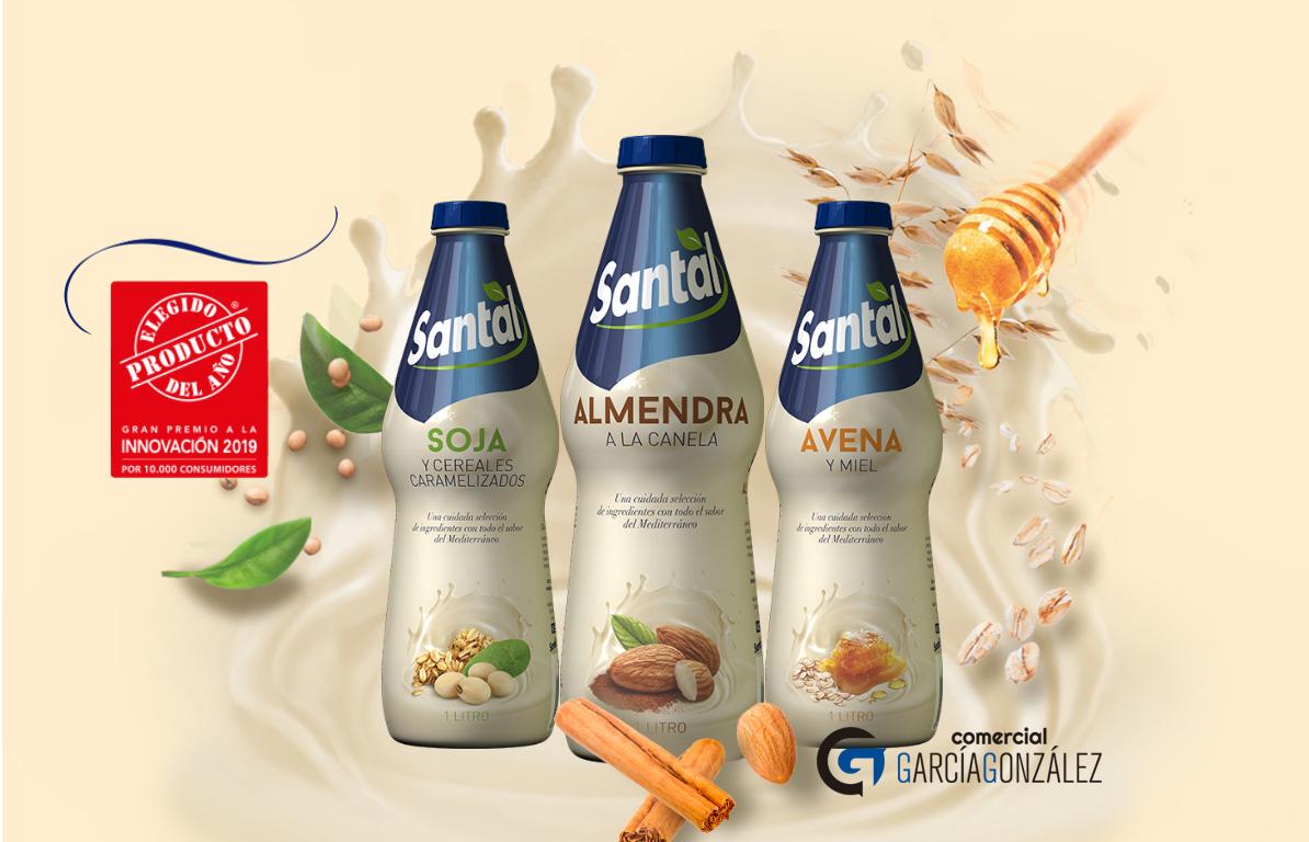 Bebidas Vegetales SANTAL