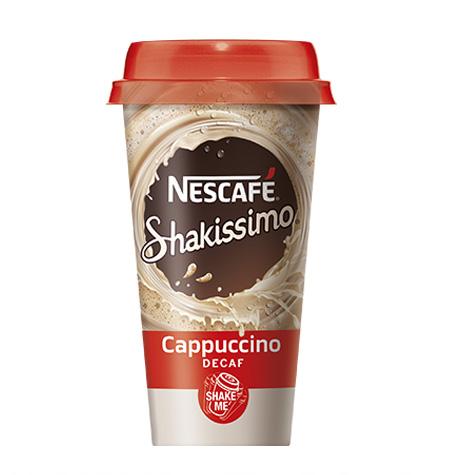 Nescafé Shakissimo Descafeinado 190ml