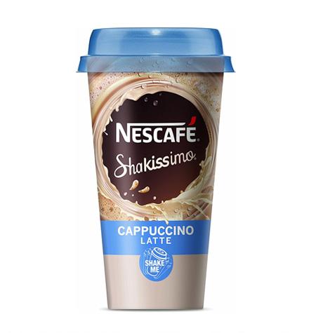 Nescafé Shakissimo Capuchino