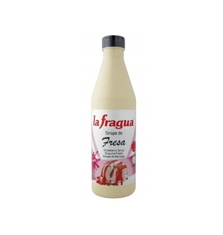 Sirope de Fresa La Fragua 1200 g - Distribuidor en Salamanca