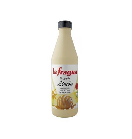 Sirope de Limon La Fragua 1200 g - Distribuidor en Salamanca