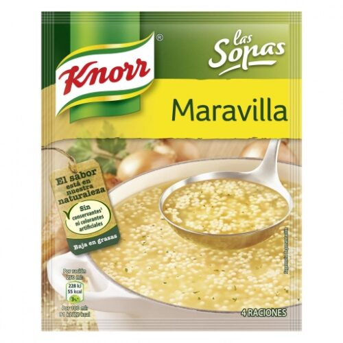 Sopa Maravilla Knorr 70 gr