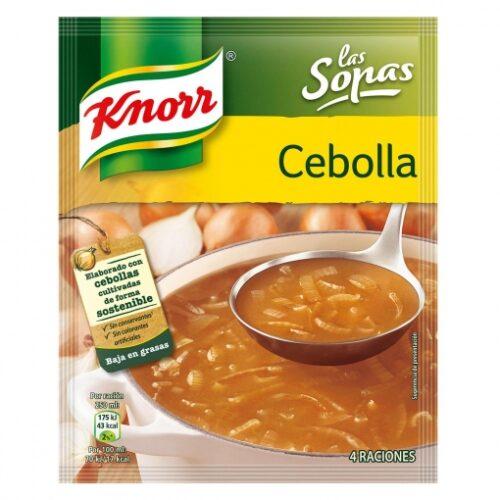 Sopa de Cebolla Knorr 50 gr