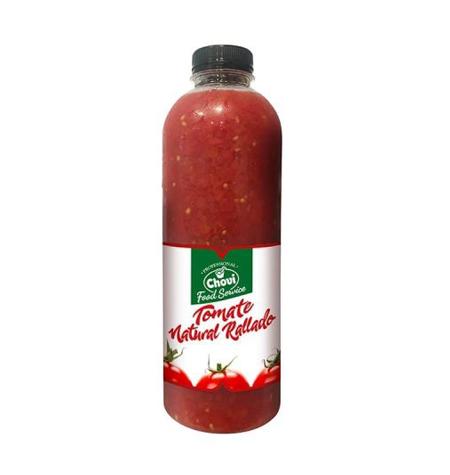 Tomate natural rallado Chovi 1 Litro - Distribuidior en Salamanca
