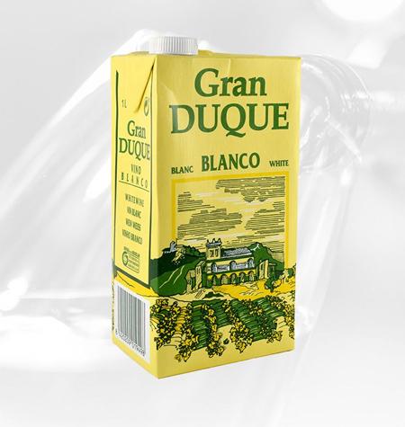 Vino Blanco Fuenteviña Brik 1 Litro
