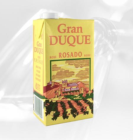 Vino Rosado Fuenteviña Brik 1 Litro