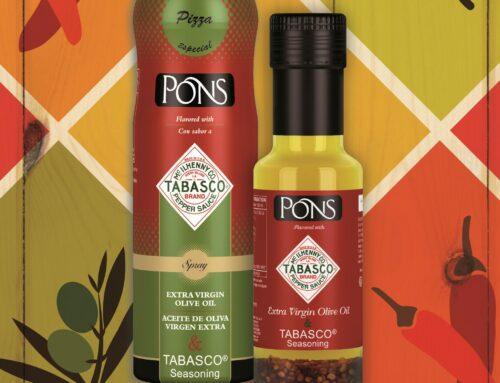 Un producto sorprendente, el Aceite de Oliva Virgen con TABASCO®