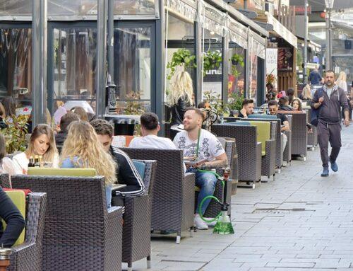 La importancia de la terraza en la hostelería