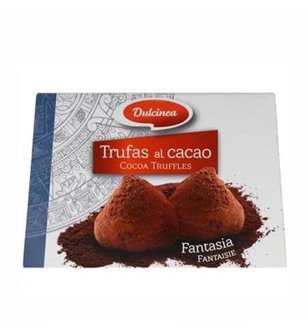 trufas chocolate dulcinea